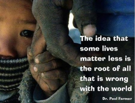 conversatons root of all wrong=some lives matter less